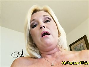 Ms Paris luvs Her Creampies and Facials