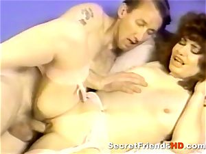 vintage pornography With a wild ginger-haired