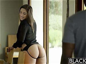 amazing Abella Danger greets his spunk-pump in her taut caboose