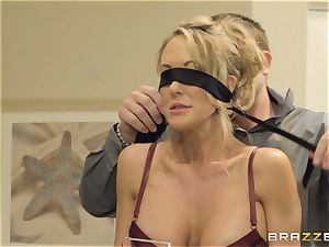 The hubby of Brandi love lets her shag a different guy