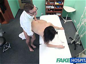 FakeHospital stellar Russian Patient needs phat rock hard knob