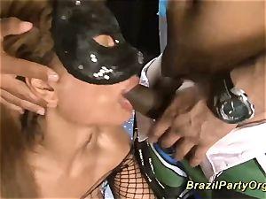 humungous lollipop anal brazil party intercourse