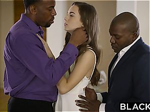 BLACKED naughty Tali Dova lives her desire