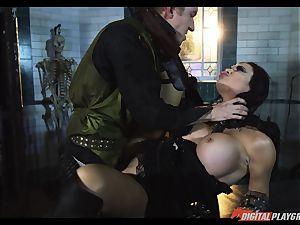 desire pound with hook mitt prostitute Jasmine Jae