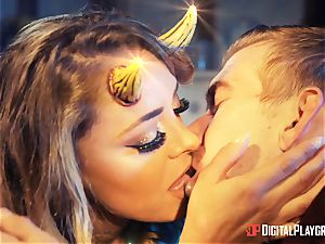 poking that super-hot nasty demon Liza Del Sierra
