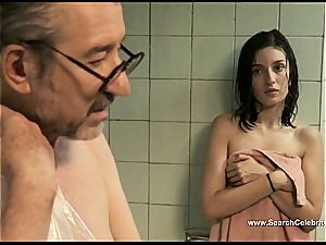 dark haired Latina Maria Valverde looking fantastic on film