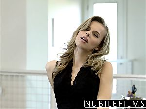 NubileFilms - Office mega-bitch drilled Till She squirts