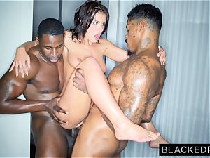 BLACKEDRAW Adriana Chechik Needs A dual dose Of bbc