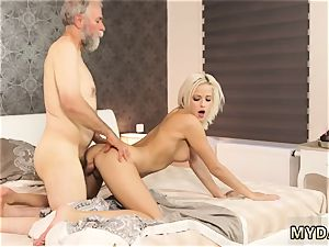 senior gal bangs doll Surprise your girlcompanion and she will plumb with your daddy
