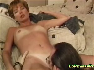 2 blond hoes porked by Ed Powers