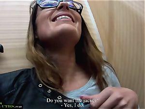MallCuties girl with glasses bj's a bone