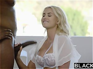BLACKED wifey Gigi Allens Takes Her first-ever giant ebony trouser snake