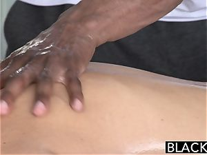 BLACKED super hot Southern blondie Takes immense ebony beef whistle