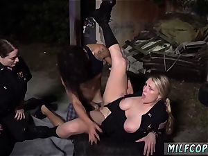 """Back apartment cougar and marvelous ginormous boob entices Car milking Suspect gets the """"Jacking"""" he"""