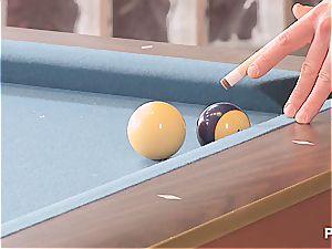 banging Pool Part 1