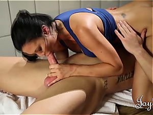 sport doll smashed in her locker apartment