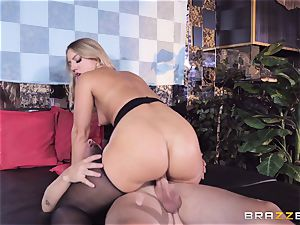anal invasion plumbing Candice Dare rock hard and deep