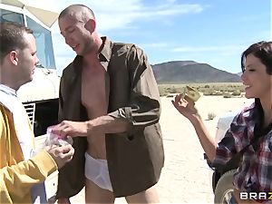 cracking Bad A hardcore Parody. new anal invasion adventures in the middle of the desert