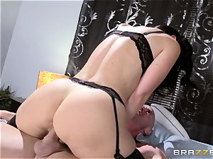 uber-sexy wife Jayden Jaymes drilled by her sizzling hubby