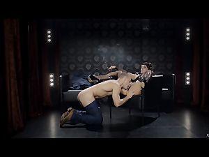 xCHIMERA - Hungarian Amirah Adara fetish internal ejaculation smash