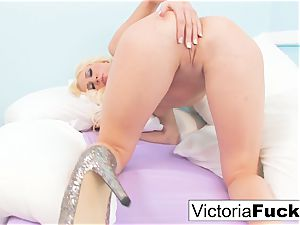 Victoria shares her unbelievable assets