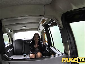 faux taxi tiny bit of butt licking and anal sex