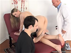 Jillian Gets banged By Real dude in Front of hubby
